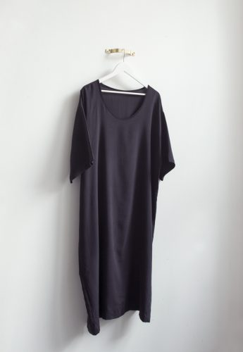 Silk Dress by Black Palm